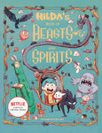 Hilda's Book of Beasts of Spirits with Limited Print by Jason Chan P.L. and Emily Hibbs