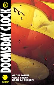 Doomsday Clock (Paperback) by Geoff Johns and Gary Frank