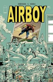 Airboy by Robinson and Hinkle