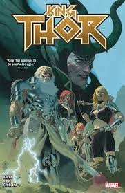 King Thor by Jason Aaron and Esad Ribic