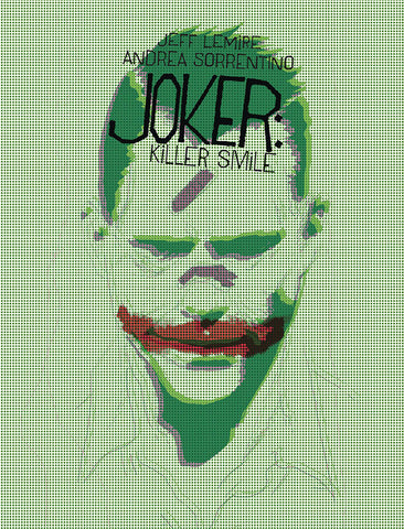 Joker Killer Smile by Jeff Lemire and Andrea Sorrentino