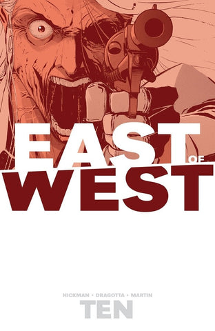 East of West Volume 10 by Jonathan Hickman