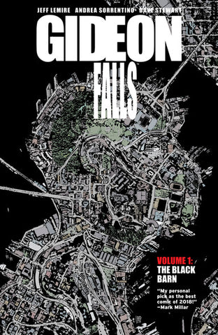 Gideon Falls Volume 1 by Jeff Lemire and Andrea Sorrentino