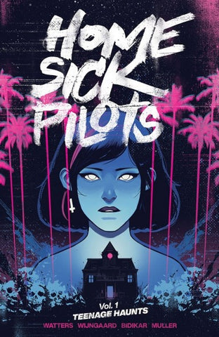 Pre-Order Home Sick Pilots Volume 1 by Dan Watters and Caspar Wijngaard