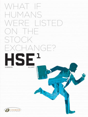 HSE Human Stock Exchange Volume 1 by Dorison & Allart