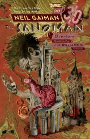 Sandman Overture by Neil Gaiman and J.H.Williams III