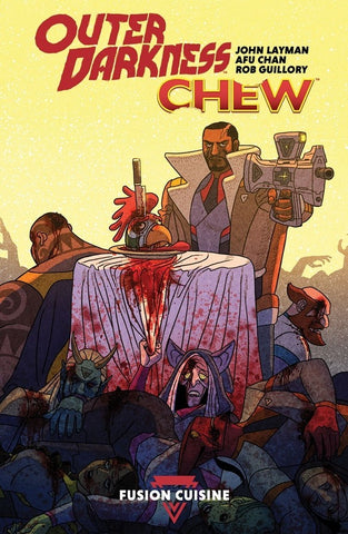 Outer Darkness/Chew by John Layman and Afu Chan