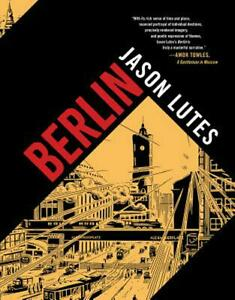 Berlin Hardcover by Jason Lutes