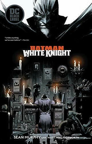 OK Comics | Batman White Knight by Sean Murphy