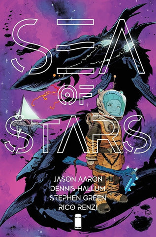 Sea of Stars Vol 1 by Jason Aaron and Dennis Hallum