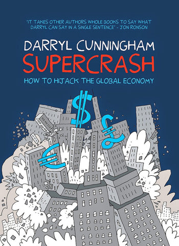 Supercrash by Darryl Cunningham