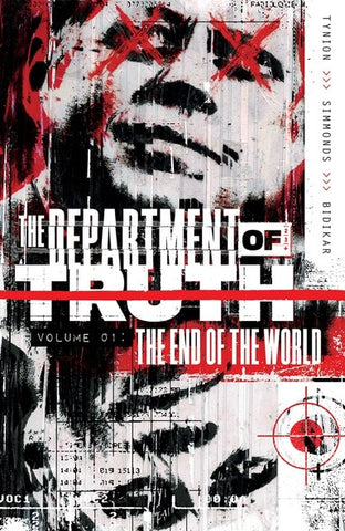 The Department of Truth Volume 1 by James Tynion IV and Martin