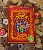 Biscuits (assorted) with Exclusive Signed Print by Jenny Robins