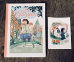 OK Comics | The Garden with Signed Book Plate by Sean Michael Wilson and Fumio Obata