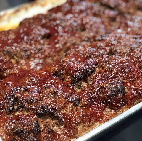 Rustic Farmhouse Meatloaf