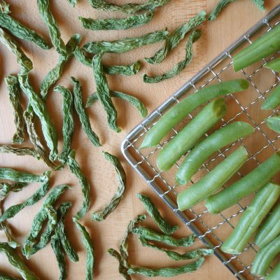 Picture of green beans