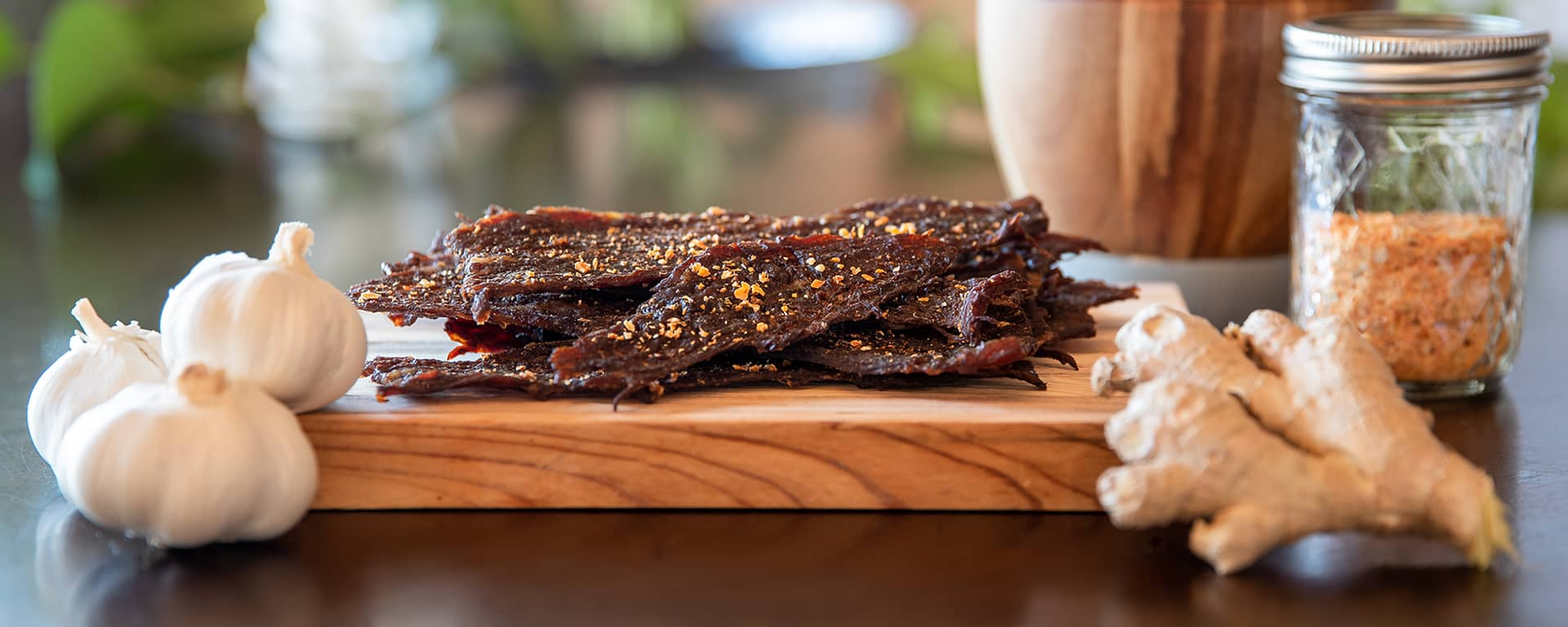 Franklin Red Beef Jerky