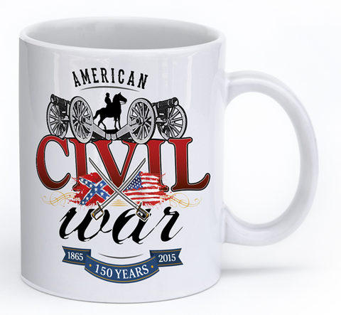 American Swords and Cavalry - Mug