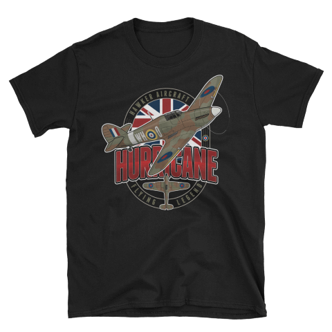 Hawker Hurricane - T-Shirt