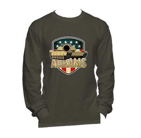 M1 ABRAMS Tank - Long Sleeve