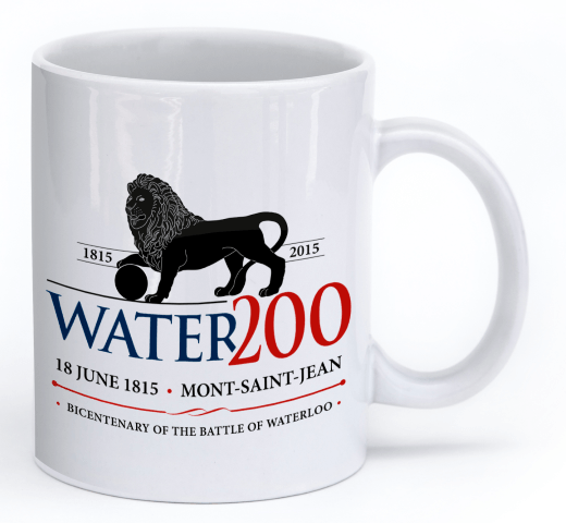 Waterloo +200 Years - Mug