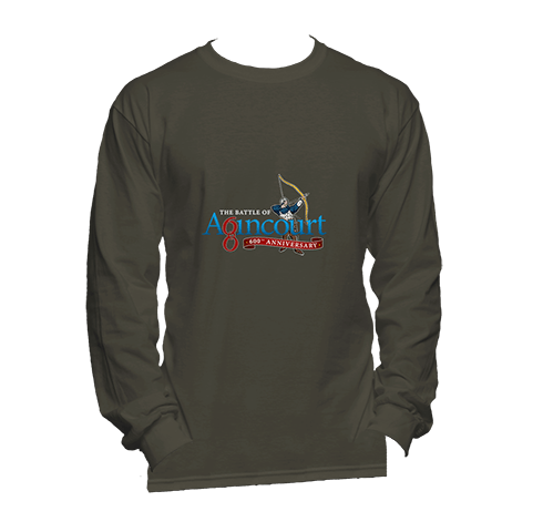 Agincourt +600 Years - Long Sleeve