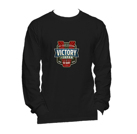 70th Anniversary VJ Day - Long Sleeve