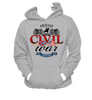 American Civil War Swords and Cavalry- Hoodie
