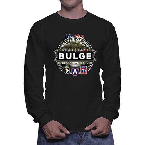 Battle of the Bulge +70 - Long Sleeve