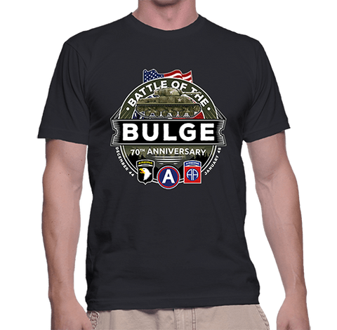 Battle of the Bulge +70 - T-Shirt