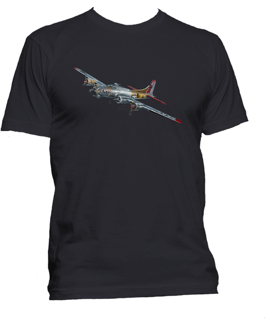 B-17 Flying Fortress - T-Shirt