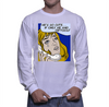 "Vintage ""Crying Girl"" Long Sleeve"