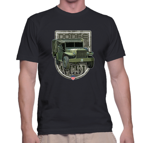 Dodge WC51 - T-Shirt