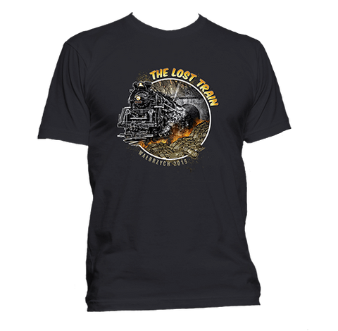 Lost Train - T-Shirt