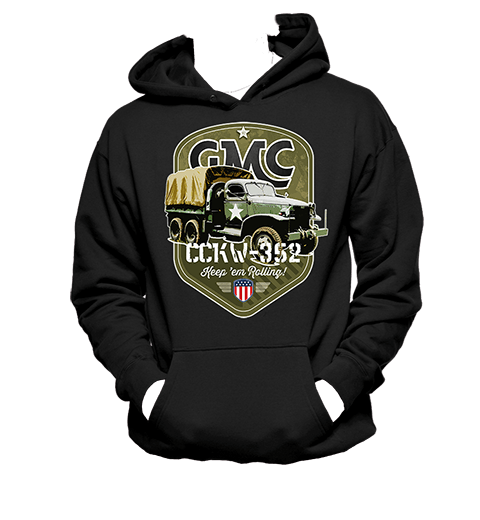 GMC CCKW 352 - Hoodie