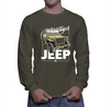 Jeep - Long Sleeve (Military Green)