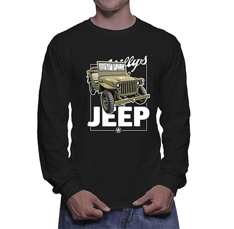 Jeep - Long Sleeve