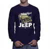 Jeep - Long Sleeve (Navy)