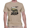 Jeep - T-Shirt (Tan)