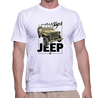 Jeep - T-Shirt (White)