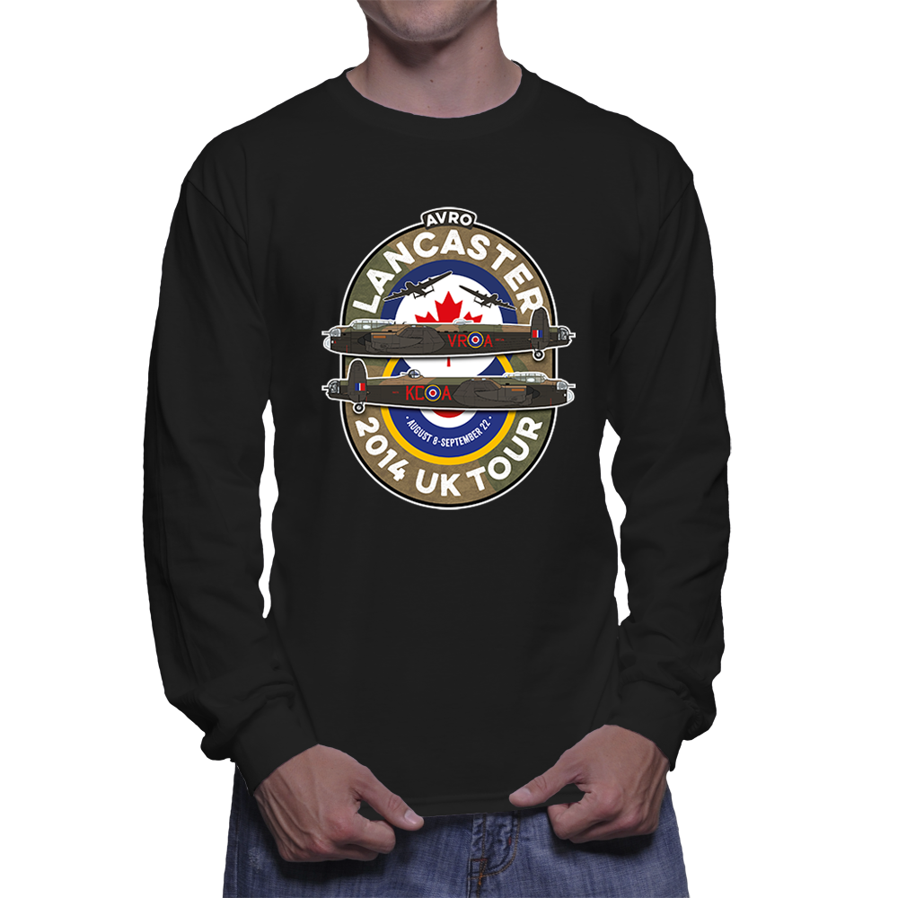 Lancaster 2014 UK Tour - Long Sleeve