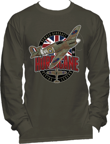 Hawker Hurricane - Long Sleeve
