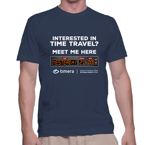 "Timera ""Meet Me Here"" T-Shirt"