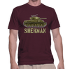 Sherman Tank - T-Shirt
