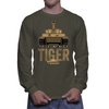 Tiger Tank Sand Long Sleeve