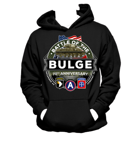 Battle of the Bulge +70 - Hoodie
