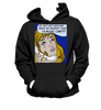 "Vintage ""Crying Girl"" Classic Car - Hoodie"