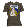 "Vintage ""Crying Girl"" Land Rover T-Shirt"