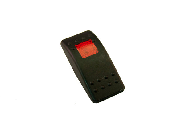 Part # SA2BR0 (Contura II Actuator - Black, (1) Red Lens)