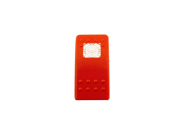 Part # SA2RC0 (Contura II Actuator - Red, (1) Clear Lens)